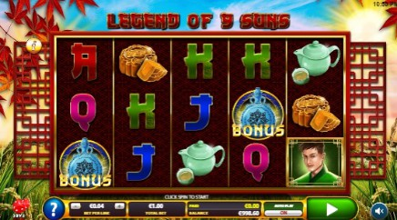 Legend of 9 Suns slot