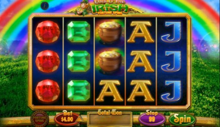 Luck o' the Irish Fortune Spins slot