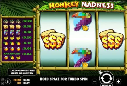 Monkey Madness slot