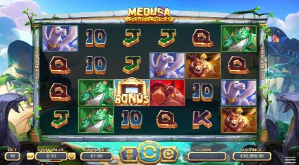 Medusa Fortune & Glory slot