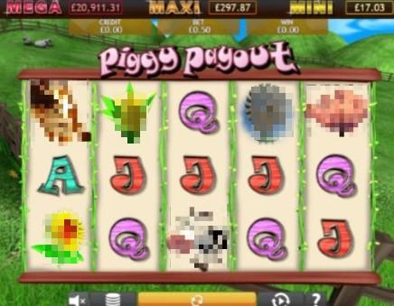 Piggy Payout Jackpot slot