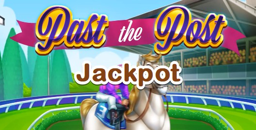 Past the Post jackpot slot