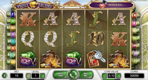 Piggy Riches UK Online Slots