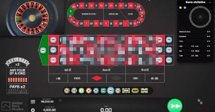 Roulette X2 casino
