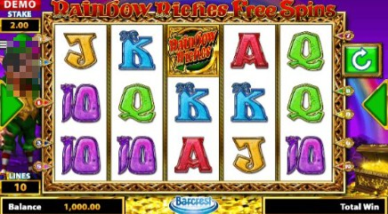 Free Slots Uk Rainbow Riches