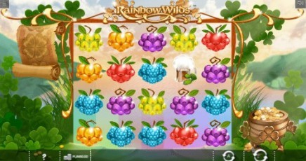 Rainbow Wilds slot