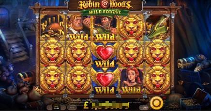 Robin Hood's Wild Forest slot