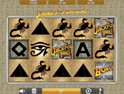 Sands Of Fortune slot