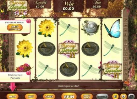 Secret Garden 2 slot
