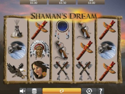Shamans Dream slot