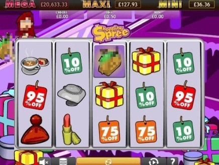 Shopping Spree Jackpot slot