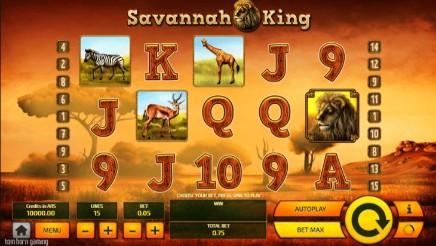 Savannah King slot