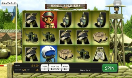 Small Soldiers slot
