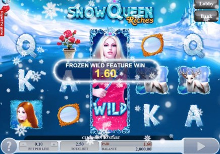 Snow Queen Riches slot