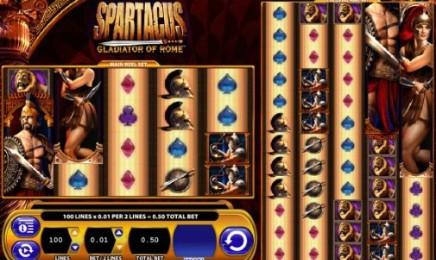 Spartacus slot