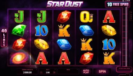 Star Dust slot