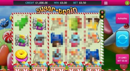 Sugar Train slot