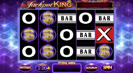 Super Spinner Jackpot King slot