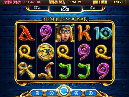 Temple of Ausar Jackpot slot