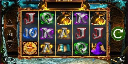 The Pig Wizard JPK slot