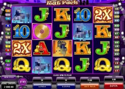 The Rat Pack slot