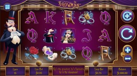 The Showman slot