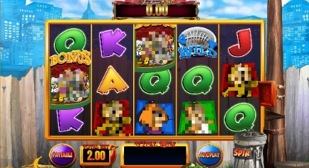 Top Cat Jackpot King slot