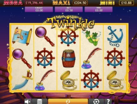 Twinkle Jackpot slot