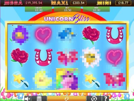 Unicorn Bliss Jackpot slot