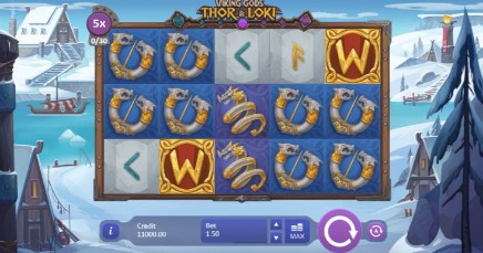 Viking Gods slot