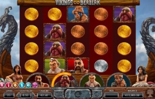 Vikings Go Berzerk UK Online Slots