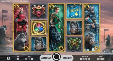 Warlords – Crystals of Power slot