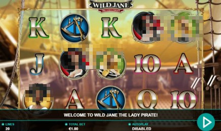 Wild Jane slot
