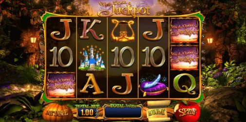 Wish Upon A Jackpot UK Online Slots