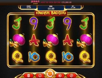 Xingyun BaoZhu Jackpot slot
