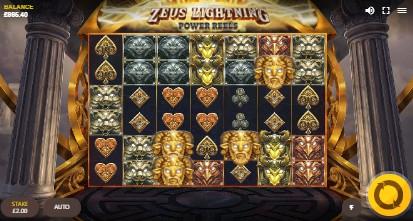 Zeus Lightning slot