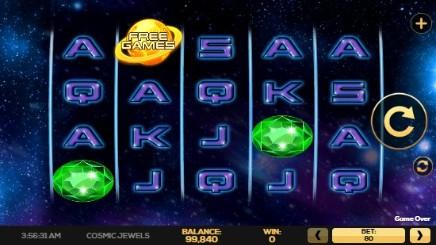 Cosmic Jewels slot