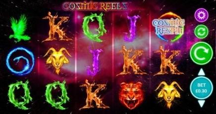 Cosmic Reels slot