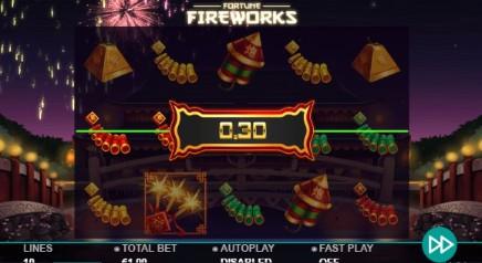 Fortune Fireworks slot