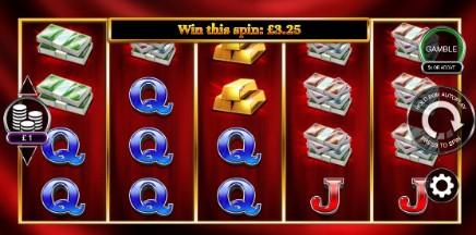 Gold Cash Free Spins slot