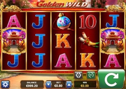 Golden Wild slot