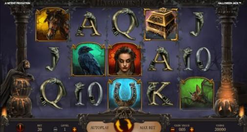 Halloween Jack UK Online Slots