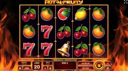 Hot n Fruity slot