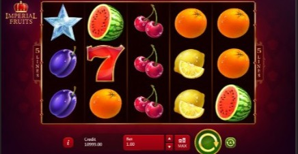 Imperial Fruits: 5 lines slot