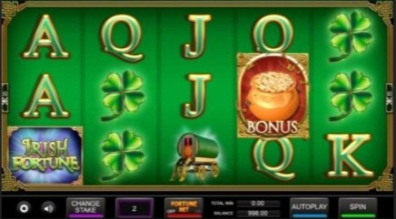 Irish Fortune slot