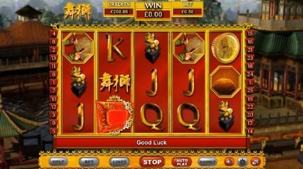 Wu-Shi Lion Dance slot