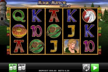 Magic Mirror Deluxe II slot
