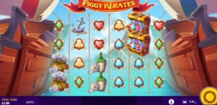 Piggy Pirates slot