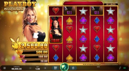 Playboy Gold Jackpots slot