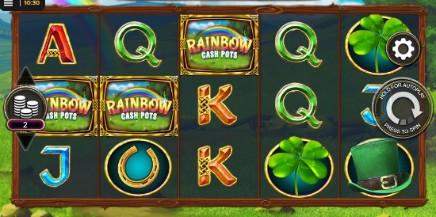 Rainbow Cash Pots slot